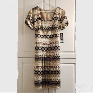 Julian Taylor elegant Dress Bellow Knee 16